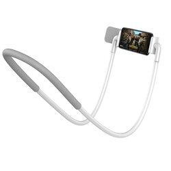 Suport telefon de pus la gat pentru adulti Baseus, alb, SUJG-ALR02