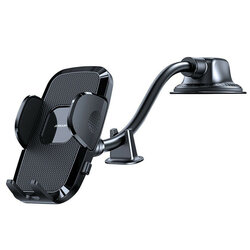 Suport telefon auto JoyRoom, brat flexibil, ventuza, JR-ZS259