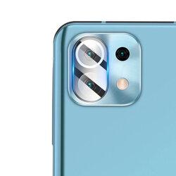 Folie camera Xiaomi Mi 11 Lite Mocolo Back Lens 9H, clear
