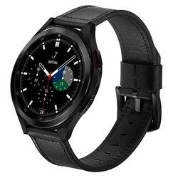 Curea Samsung Galaxy Watch4 Classic 42mm Tech-Protect Herms, negru