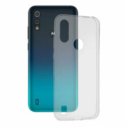Husa Motorola Moto E6i TPU UltraSlim - Transparent