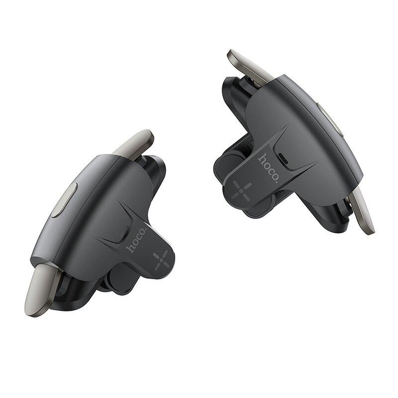 Butoane gaming tip trigger telefon Hoco GM6, negru