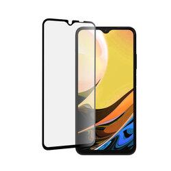 Folie sticla Xiaomi Redmi 9 Power Mocolo 3D Full Glue, negru