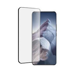 Folie sticla Xiaomi Mi 11 Ultra Mocolo 3D Full Glue, negru