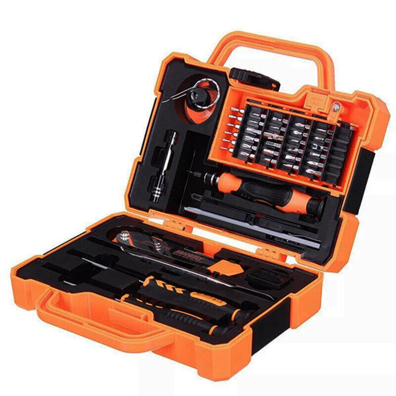 Trusa surubelnite telefoane mobile, laptop 45in1 Jakemy JM-8139