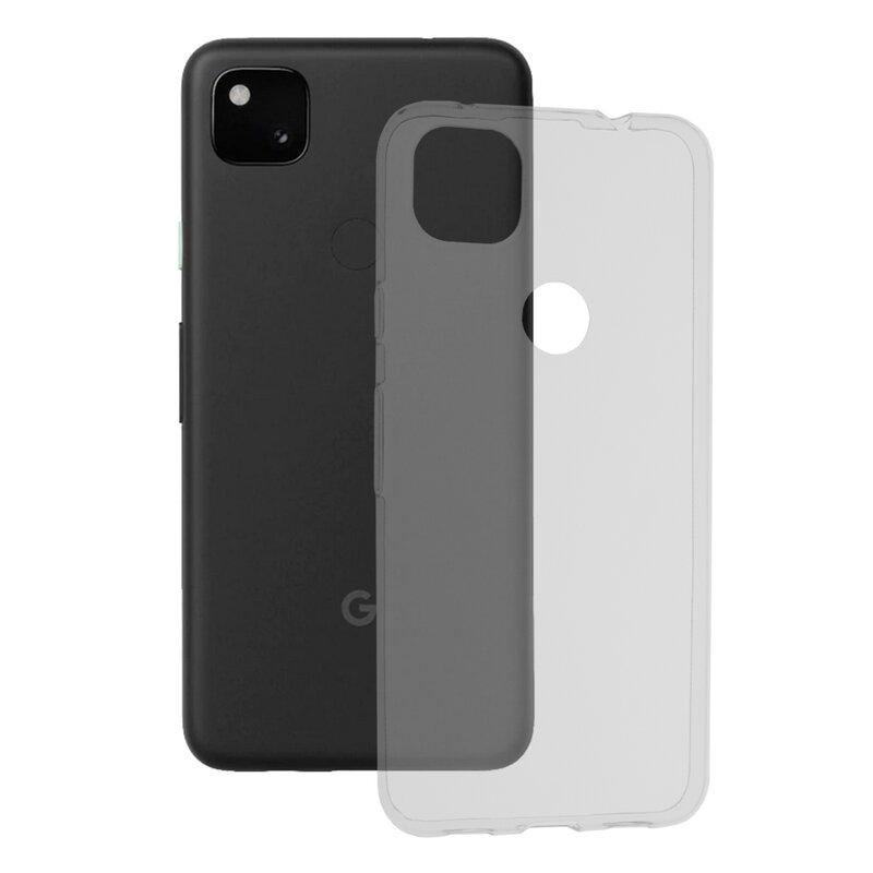 Husa Google Pixel 4a TPU UltraSlim - Transparent