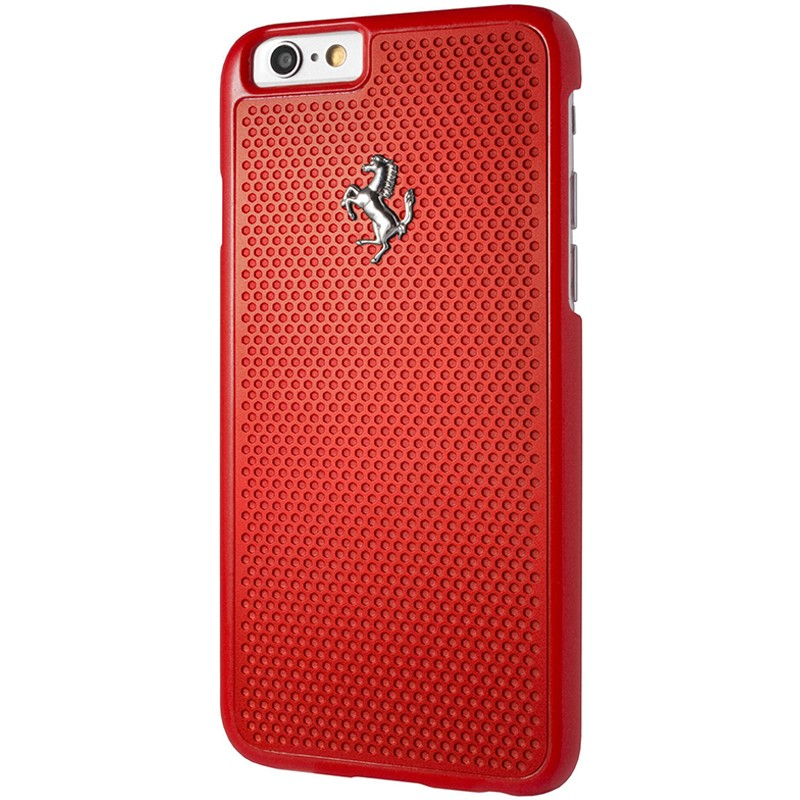 Bumper iPhone 6, 6s Ferrari - Rosu FEPEHCP6RE