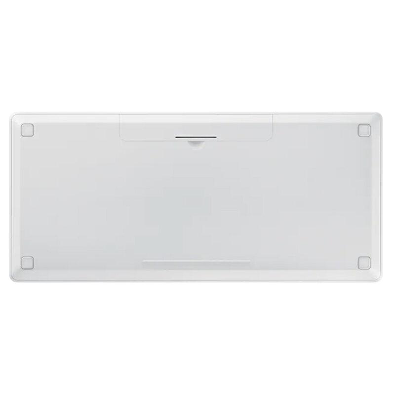 Tastatura wireless Samsung Smart Keyboard Trio 500, alb