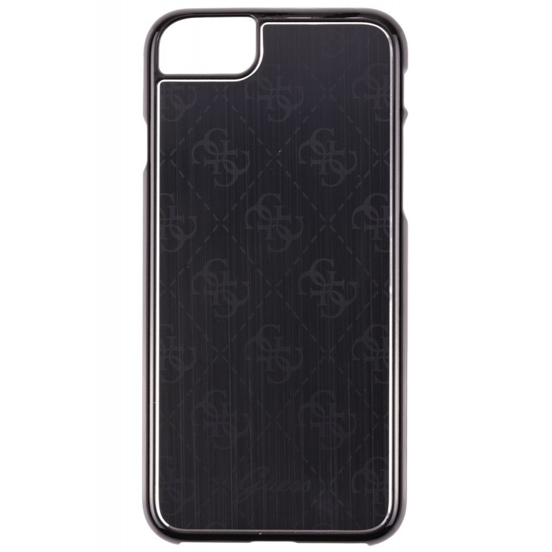 Bumper iPhone 7 Guess  - Negru GUHCP7MEBK