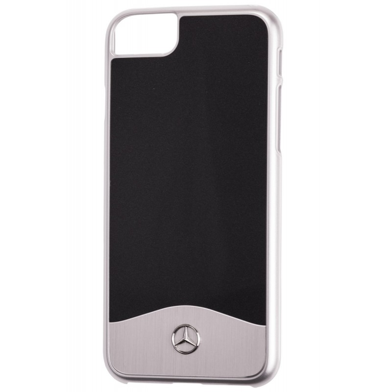 Bumper iPhone 7 Mercedes - Black MEHCP7CUALBK