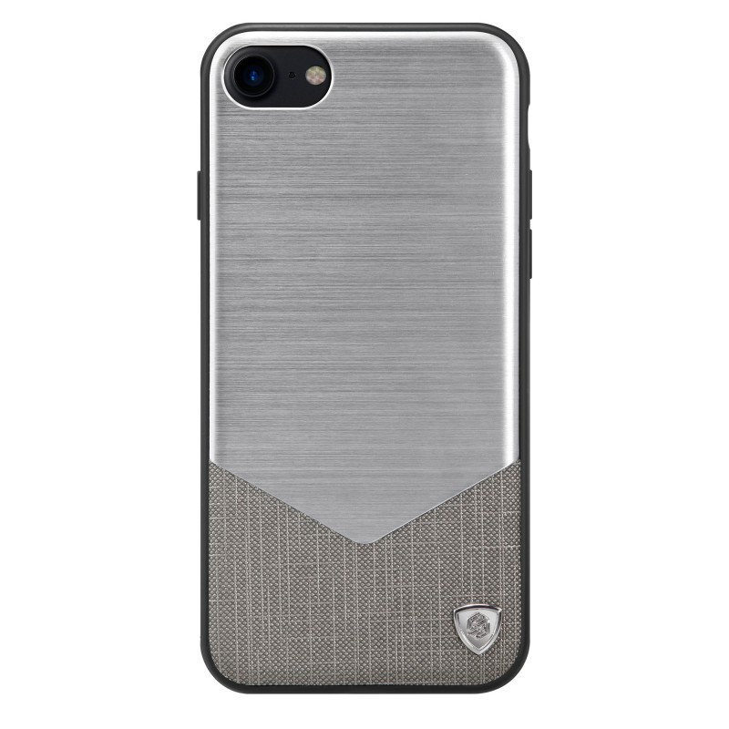 Husa Iphone 7 Nillkin Lensen Series - Silver
