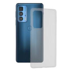 Husa Motorola Edge 20 Pro TPU UltraSlim - Transparent