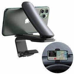 Suport telefon bord auto Baseus, negru, SUDZ-A01