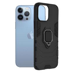 Husa iPhone 13 Pro Max Techsuit Silicone Shield, negru