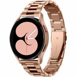 Curea Samsung Galaxy Watch4 40mm Spigen Modern Fit, roz auriu