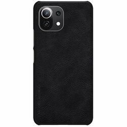Husa Xiaomi 11 Lite 5G NE Nillkin QIN Leather - Negru