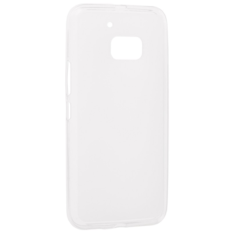 Husa HTC 10, One M10 TPU Alb Transparent