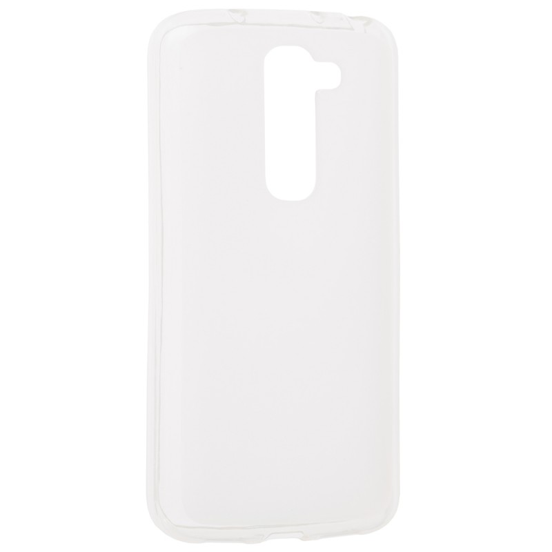 Husa LG G2 Mini D620 TPU Alb transparent