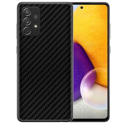 Skin Samsung Galaxy A72 5G - Sticker Mobster Autoadeziv Pentru Spate - Carbon Black