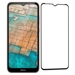 Folie Sticla Nokia C20 Dux Ducis Tempered Glass - Negru