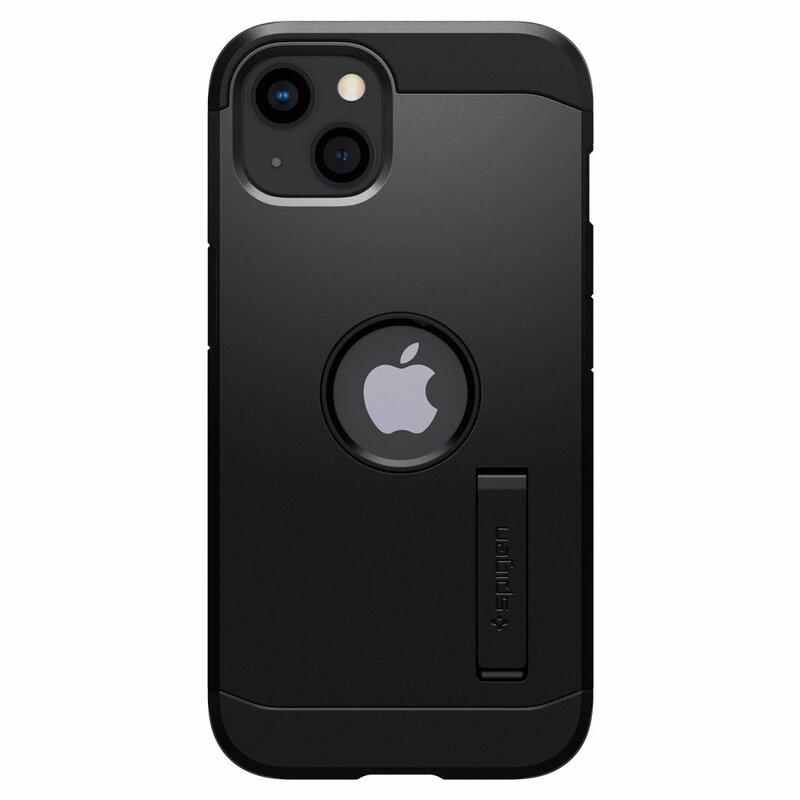Husa iPhone 13 mini Spigen Tough Armor - Black