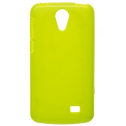 Husa Allview A5 Smiley TPU Verde P