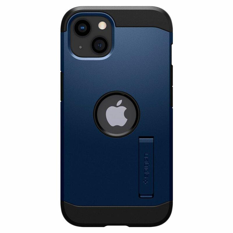 Husa iPhone 13 mini Spigen Tough Armor - Navy Blue