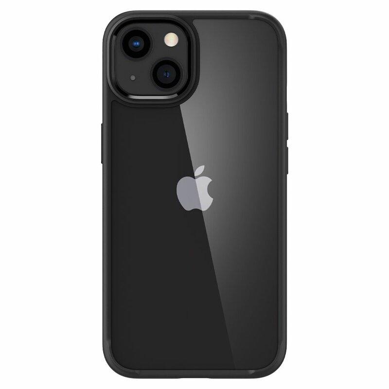 Husa iPhone 13 mini Spigen Ultra Hybrid - Matte Black