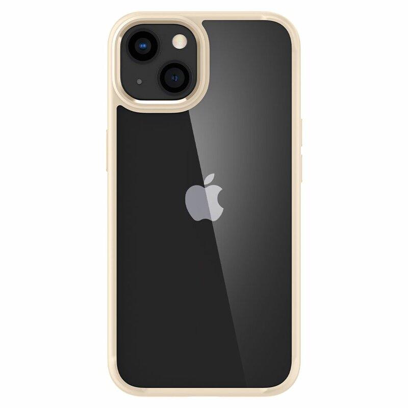 Husa iPhone 13 mini Spigen Ultra Hybrid - Sand Beige