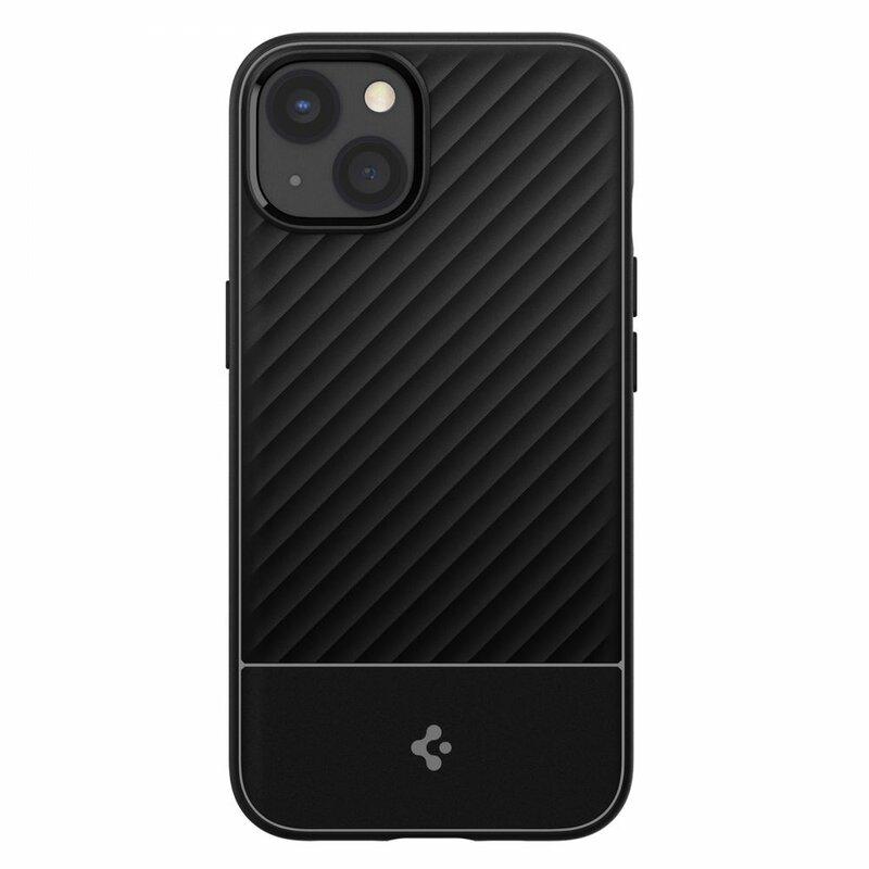 Husa iPhone 13 mini Spigen Core Armor, Matte Black