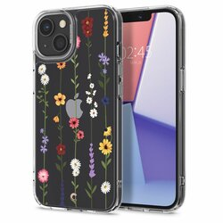Husa iPhone 13 Spigen Ciel by Cyrill Cecile, Flower Garden