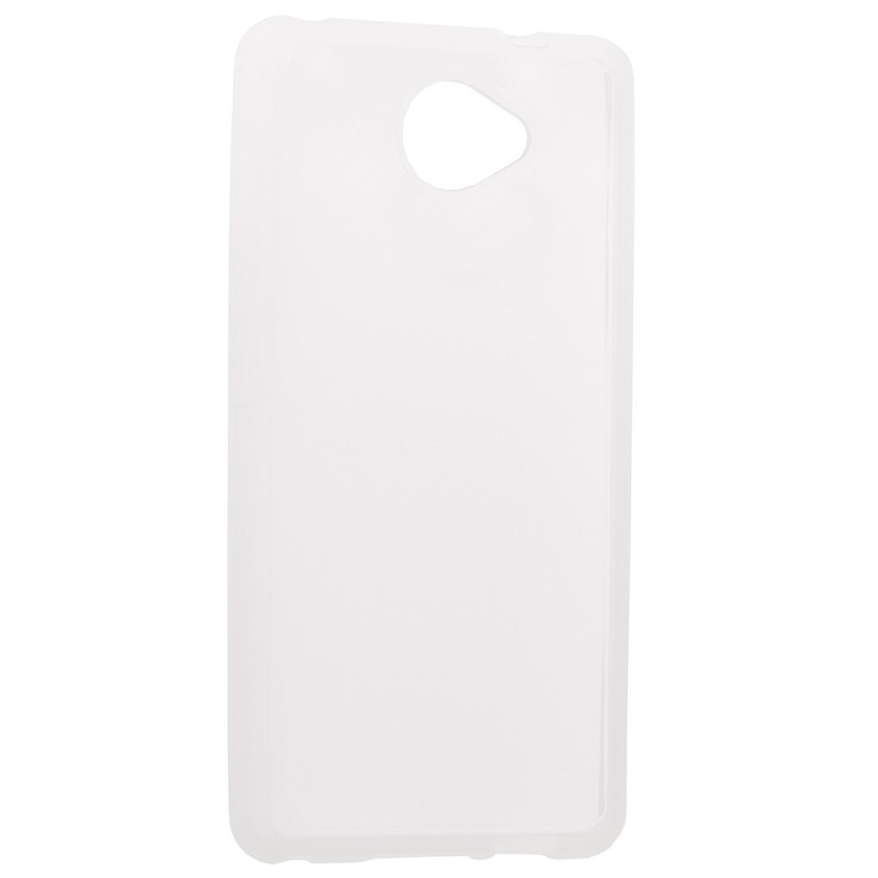 Husa Vodafone Smart Ultra 7 TPU Alb Transparent