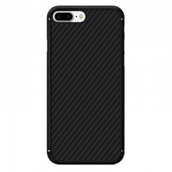 Husa Iphone 7 Plus Nillkin Synthetic Fiber - Black