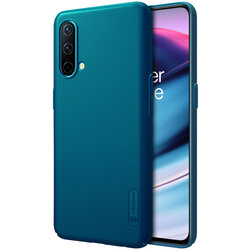 Husa OnePlus Nord CE 5G Nillkin Super Frosted Shield - Blue