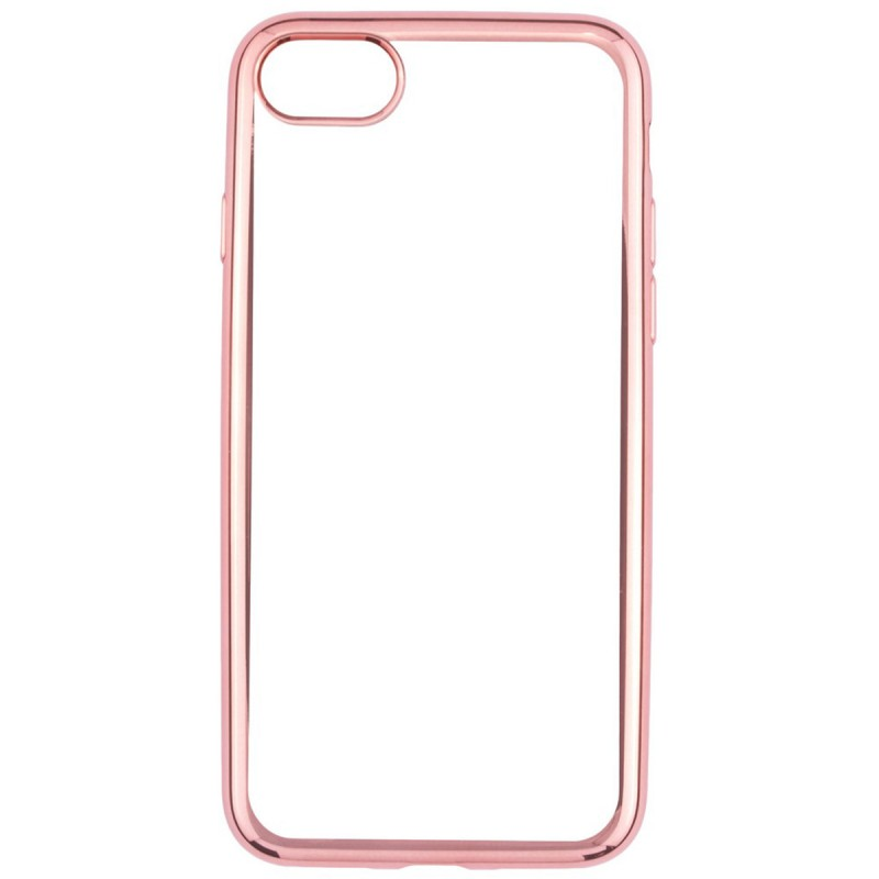 Husa iPhone 7 TPU Electro Rose Gold
