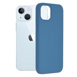 Husa iPhone 13 Techsuit Soft Edge Silicone, albastru