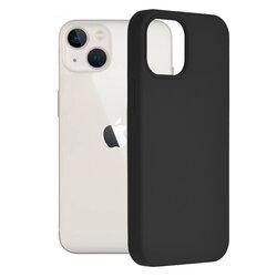 Husa iPhone 13 mini Techsuit Soft Edge Silicone, negru