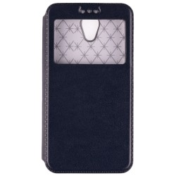 Husa Alcatel One Touch POP 4 5051D Flip IceEvo Albastru