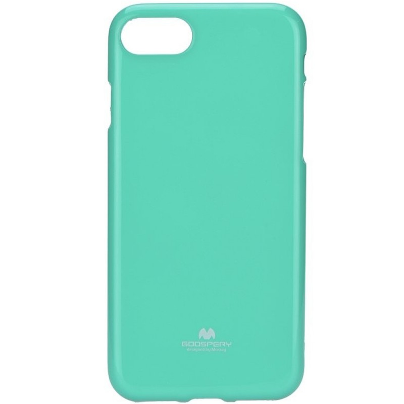 Husa iPhone 7 Goospery Jelly TPU Mint