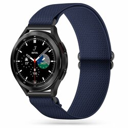 Curea Samsung Galaxy Watch4 Classic 42mm Tech-Protect Mellow, bleumarin