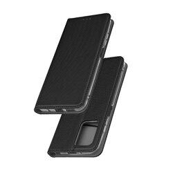 Husa Smart Book Xiaomi Redmi 10 Flip, negru