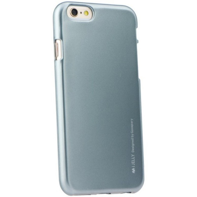 Husa Iphone 6 Plus, 6s Plus Mercury i-Jelly TPU - Grey