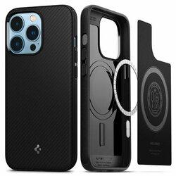 Husa iPhone 13 Pro Max Spigen Core Armor MagSafe, negru