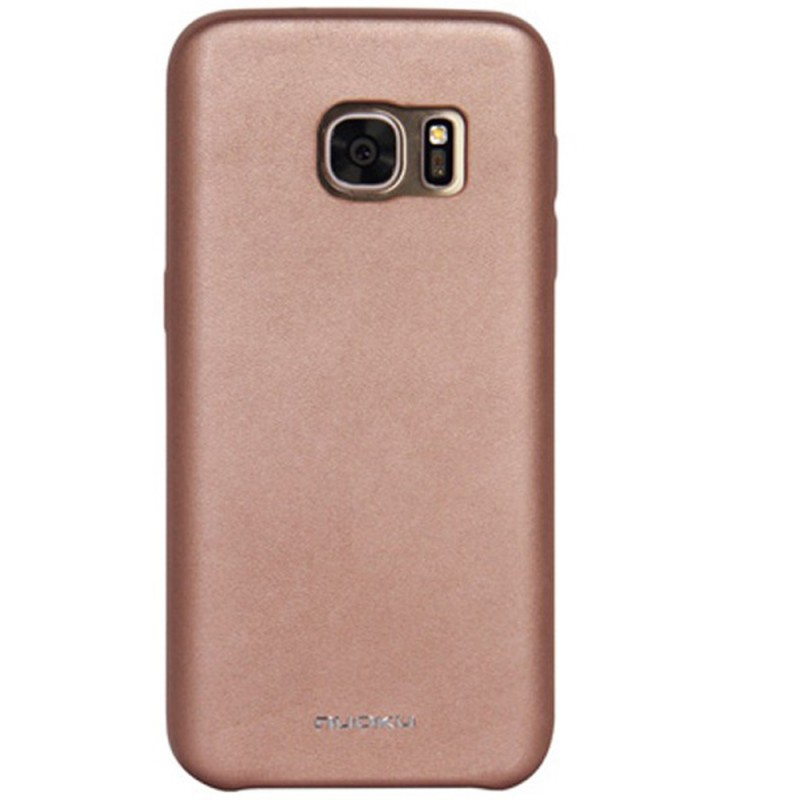 Husa Samsung Galaxy S7 G930 Nuoku Honor Rose Gold