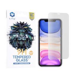 Folie Sticla iPhone 11 Lito 9H Tempered Glass - Clear