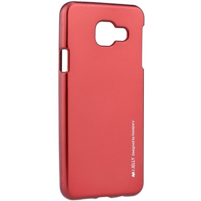 Husa Samsung Galaxy A3 2016 A310 Mercury i-Jelly TPU - Red