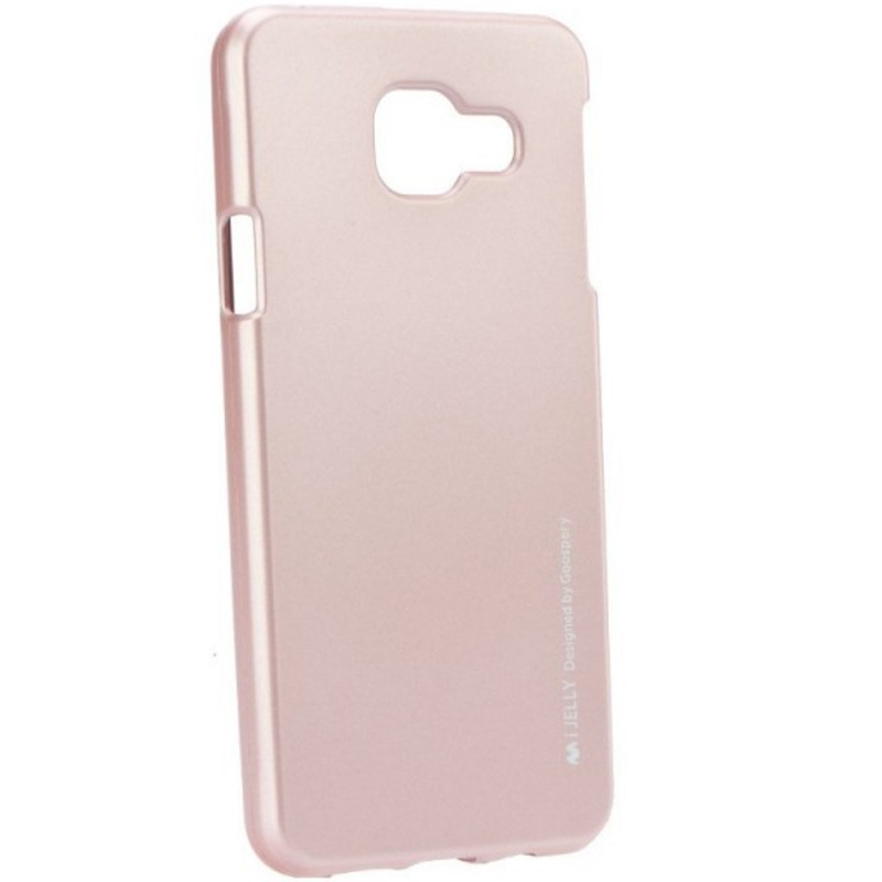 Husa Samsung Galaxy A3 2016 A310 Mercury i-Jelly TPU - Rose Gold