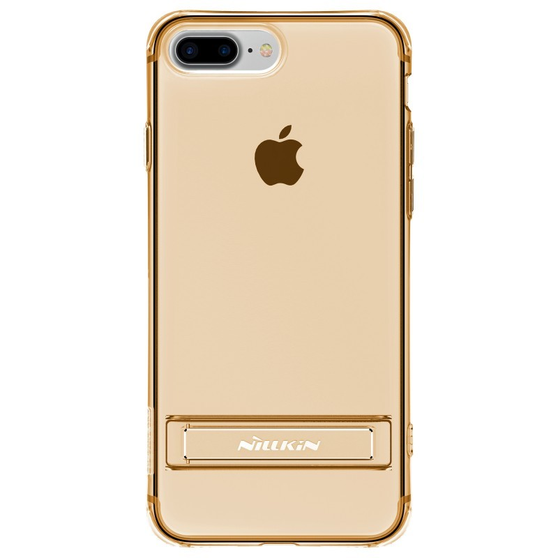 Husa Apple iPhone 7 Nillkin Crashproof II Series - Portocaliu