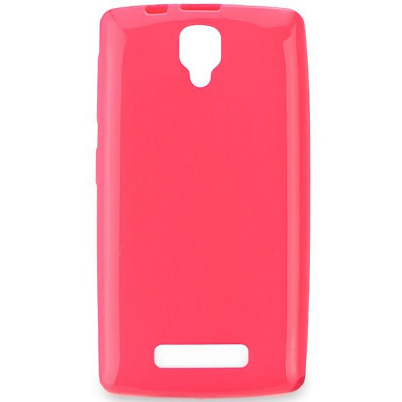 Husa Lenovo A2010 Jelly Bright Pink