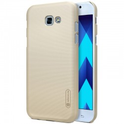 Husa Samsung Galaxy A3 2017 A320 Nillkin Frosted Gold